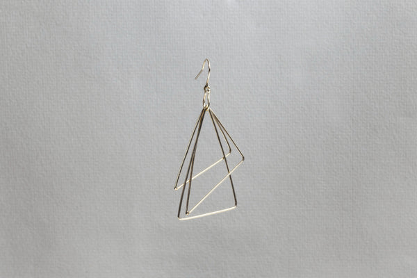 "Another ""Ring Earring"" by Lamie."