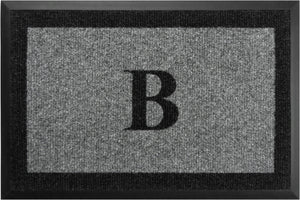 "Samson Monogram ""B"" Door Mat"