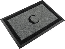 "Load image into Gallery viewer, Samson Monogram ""C"" Door Mat"