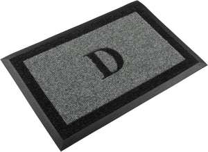 "Samson Monogram ""D"" Door Mat"