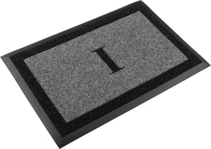 "Samson Monogram ""I"" Door Mat"