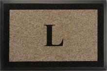 "Load image into Gallery viewer, Samson Monogram ""L"" Door Mat"