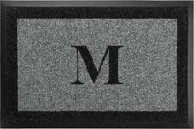 "Load image into Gallery viewer, Samson Monogram ""M"" Door Mat"