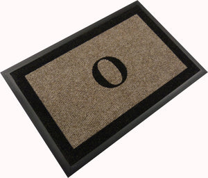 "Samson Monogram ""O"" Door Mat"