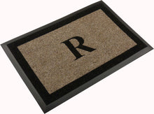 "Load image into Gallery viewer, Samson Monogram ""R"" Door Mat"