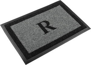 "Samson Monogram ""R"" Door Mat"