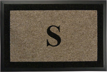 "Load image into Gallery viewer, Samson Monogram ""S"" Door Mat"
