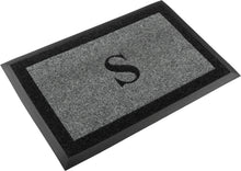 "Load image into Gallery viewer, Samson Initial ""S"" Door Mat"
