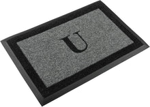 "Load image into Gallery viewer, Samson Monogram ""U"" Door Mat"