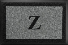 "Load image into Gallery viewer, Samson Monogram ""Z"" Door Mat"
