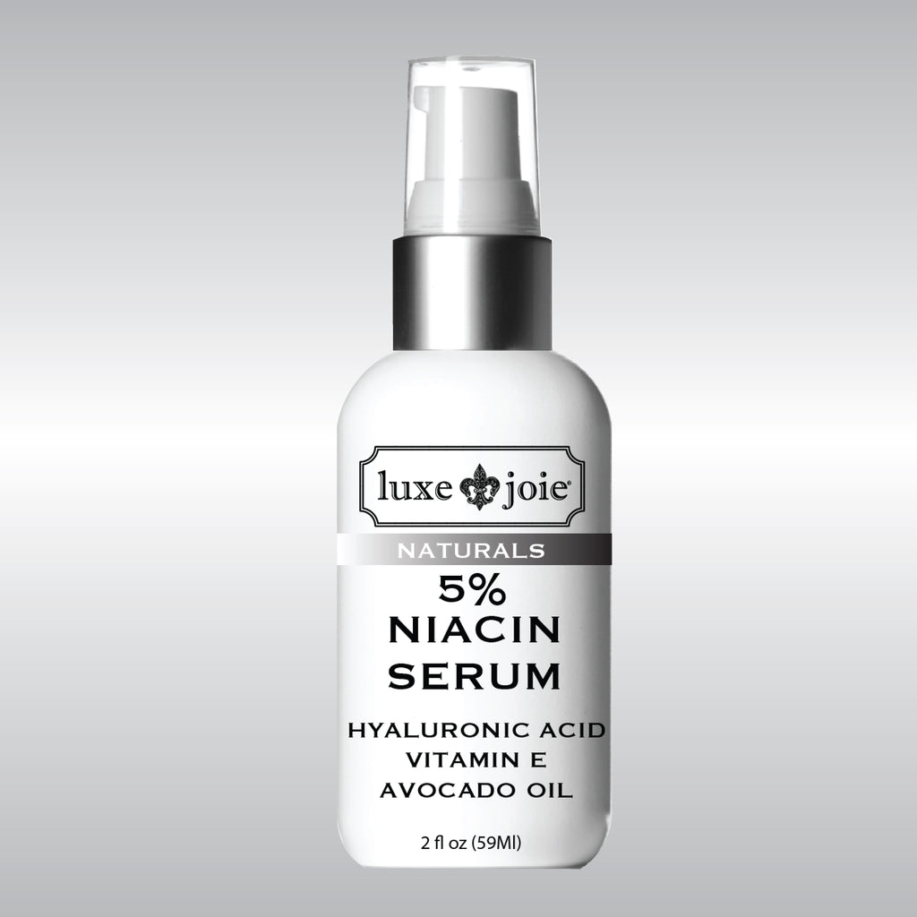 Spotlight on Niacin Serum