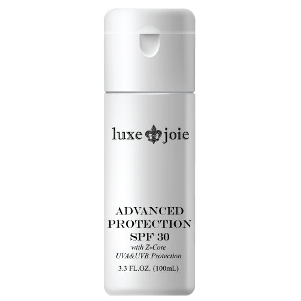 LuxeJoie Advanced Protection SPF Sunscreen Moisturizer