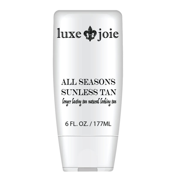 All Seasons Sunless Tan by LuxeJoie Skincare