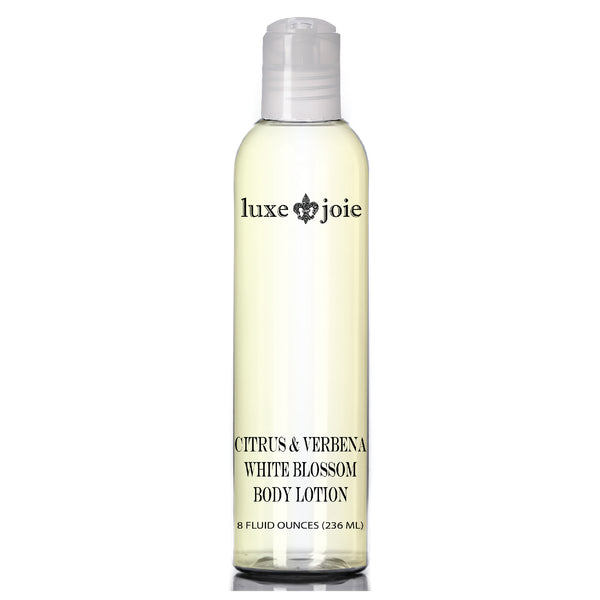 Citrus & Verbena White Blossom Body Lotion (4380738093138)