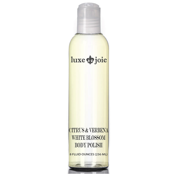 Citrus & Verbena White Blossom Body Polish (4380738158674)