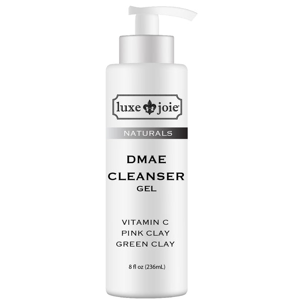 DMAE Cleanser Face Wash for Dry Skin by LuxeJoie