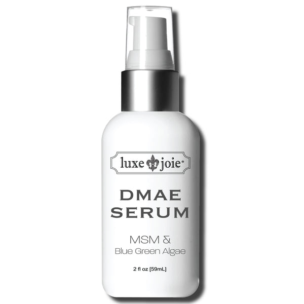 DMAE Facial Lifting Serum for Dry Skin by LuxeJoie