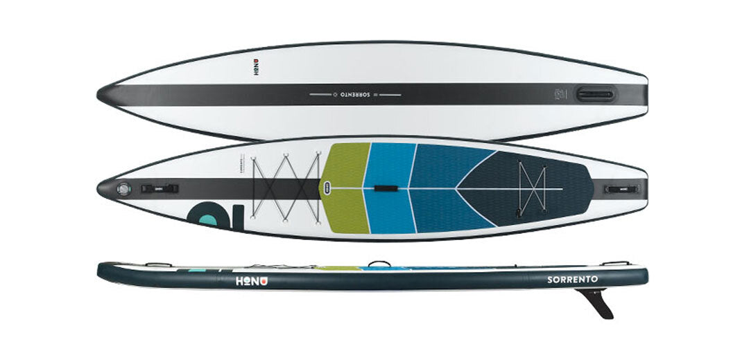 The HONU Sorrento 12'6 Touring stand up paddleboard