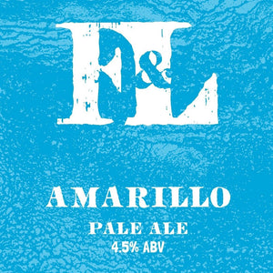 Amarillo - Pale (12x500ml)