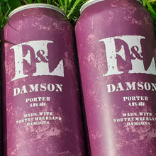 Load image into Gallery viewer, Damson / Porter  (440ml cans)