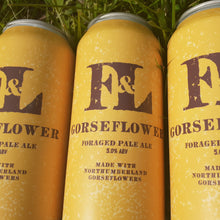 Load image into Gallery viewer, Gorseflower / Foraged Pale  (440ml cans)