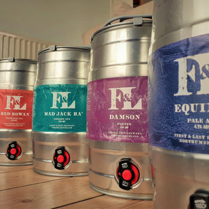 Mini-casks (5L/8.5 pints)