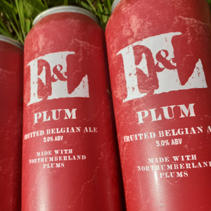 Plum / Fruited Belgian (440ml cans)