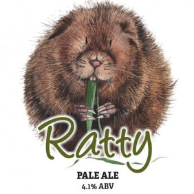 Ratty - Pale Ale (12x500ml)