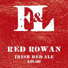 Load image into Gallery viewer, Red Rowan - Irish Red (12x500ml)