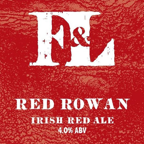 Red Rowan - Irish Red (12x500ml)