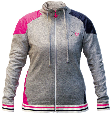 GIRLS GOLF - Jacket Knitted - Ladies