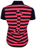 GIRLS GOLF - Polo Stripes
