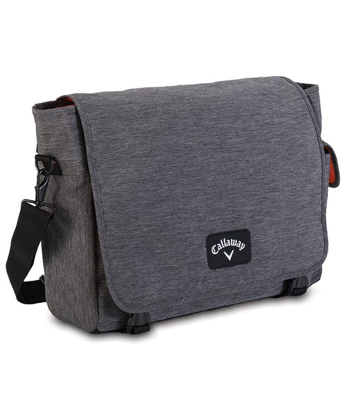 CALLAWAY - Clubhouse Messenger Bag – Golf Store Brussels 9c8204465c980