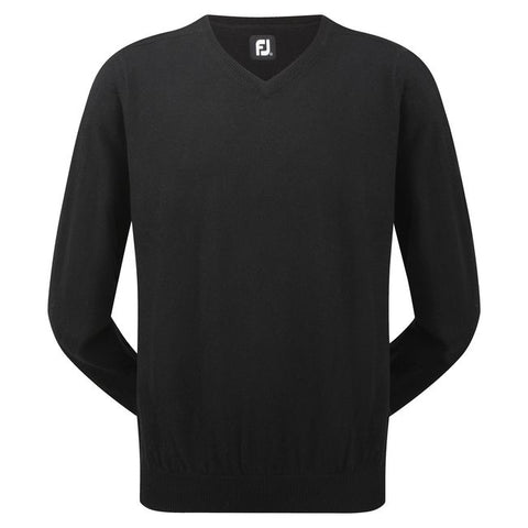 GS7 - FJ Lambswool V-Neck 7F