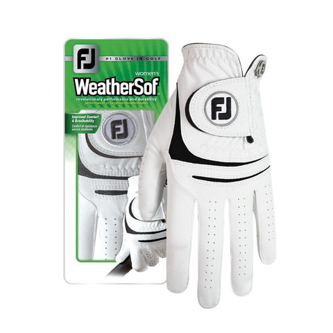 FOOTJOY - WeatherSof - Ladies
