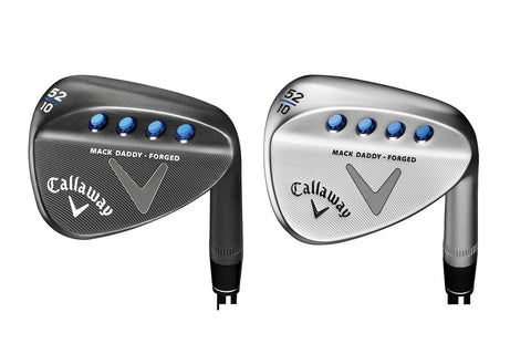 CALLAWAY - Wedges Mack Daddy Forged