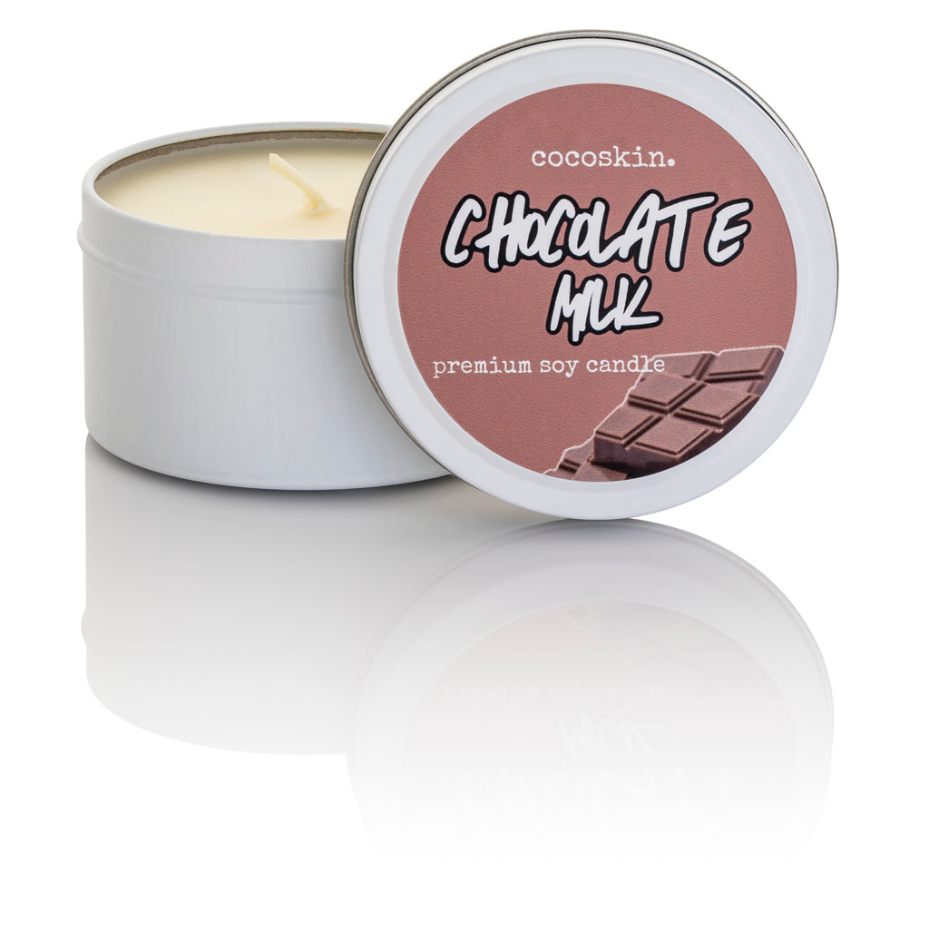 CHOCOLATE MILK soy candle 125g