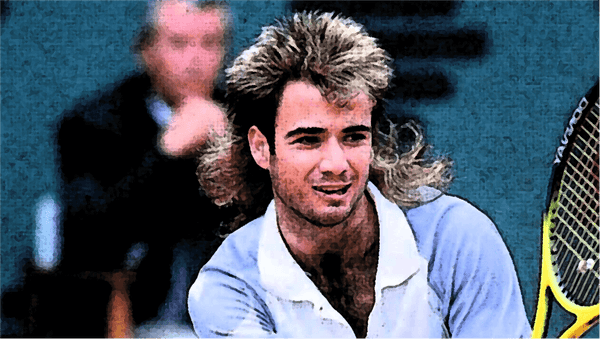 Man Behind The Mirror - Blog - Hair Loss Treatments - Andre Agassi - Buy Finasteride online - Buy Minoxidil Online