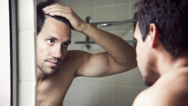 Man Behind The Mirror - Blog - Hair Loss - Hair Loss - The 5 Facts