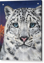 Load image into Gallery viewer, Beast and Beauty - Acrylic Print