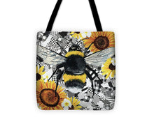Load image into Gallery viewer, Buzzzy - Tote Bag