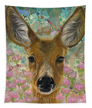 Load image into Gallery viewer, Enchanted Meadow - Tapestry