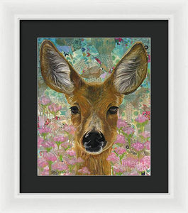 Enchanted Meadow - Framed Print