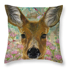 Load image into Gallery viewer, Enchanted Meadow - Throw Pillow