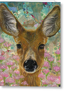 Enchanted Meadow - Greeting Card