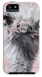 Fuzzy and Fierce - Phone Case