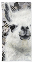 Load image into Gallery viewer, Mr. Llama - Beach Towel