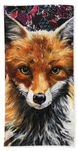 Load image into Gallery viewer, Mrs. Fox - Beach Towel
