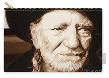 Load image into Gallery viewer, Willie nelson - Carry-All Pouch