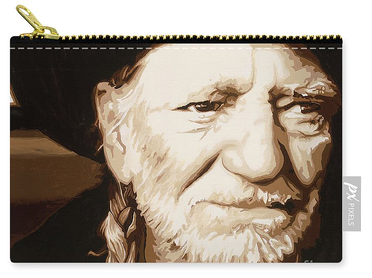 Willie nelson - Carry-All Pouch